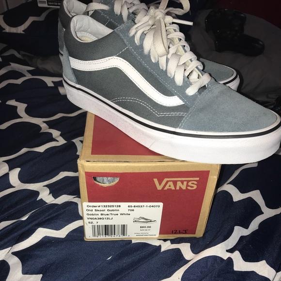072751f050b7d Vans Shoes | Old Skool | Poshmark
